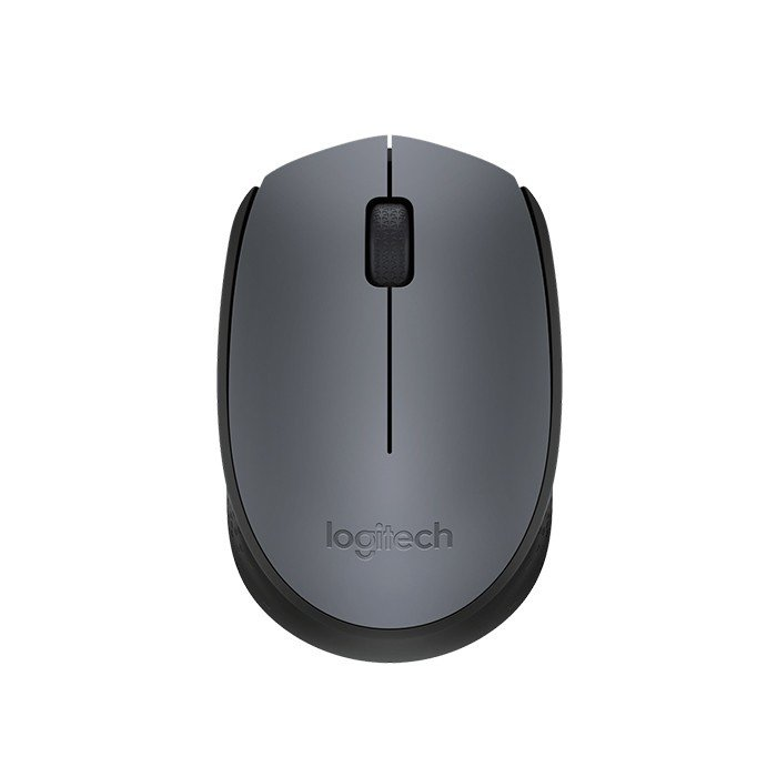 LOGITECH Mouse Wireless M220 Charcoal Silent