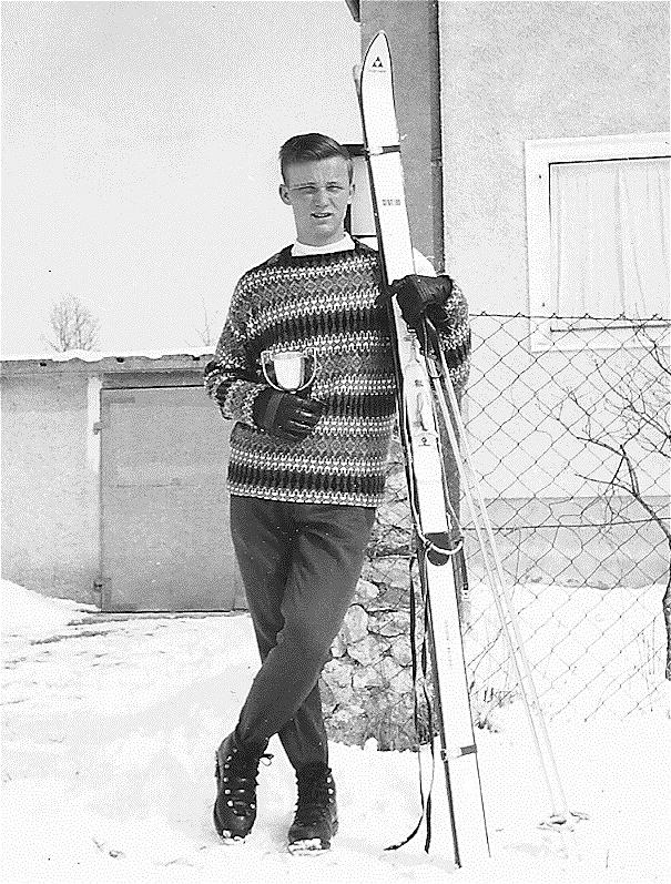Mein erster Pokal - 12.01.1964