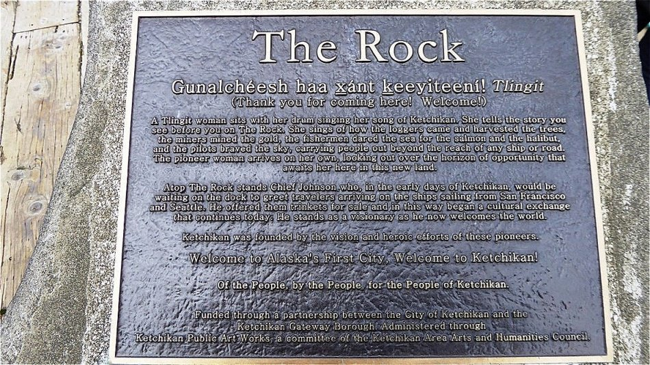 """""""The Rock"""" - Beschreibung"""
