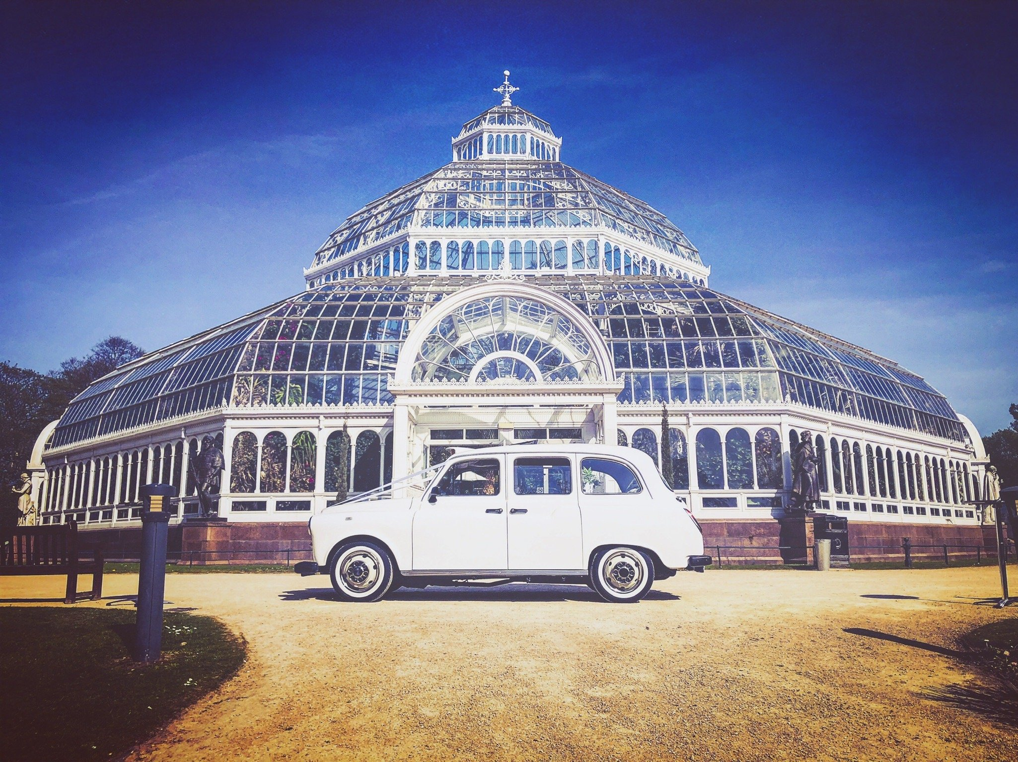 Sefton palm house wedding cars taxis