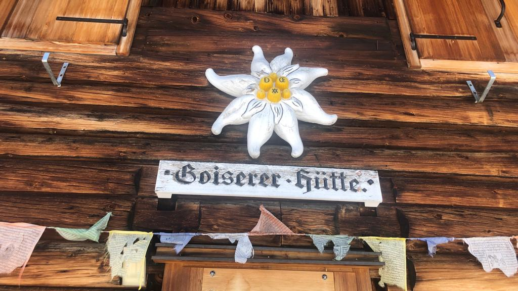 Bei der Goiserer Hütte