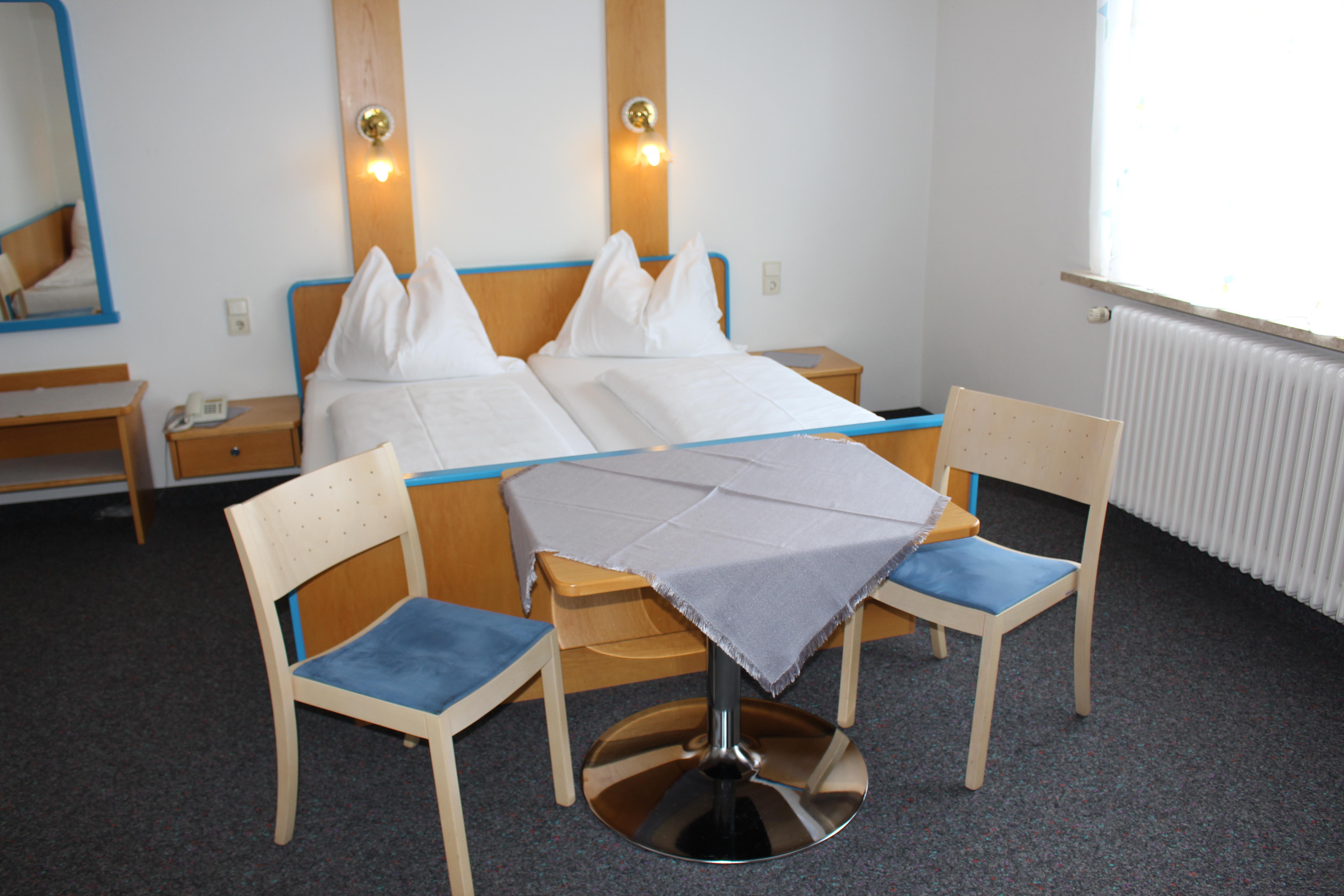 Zimmer Nr.3 - Dreibettzimmer