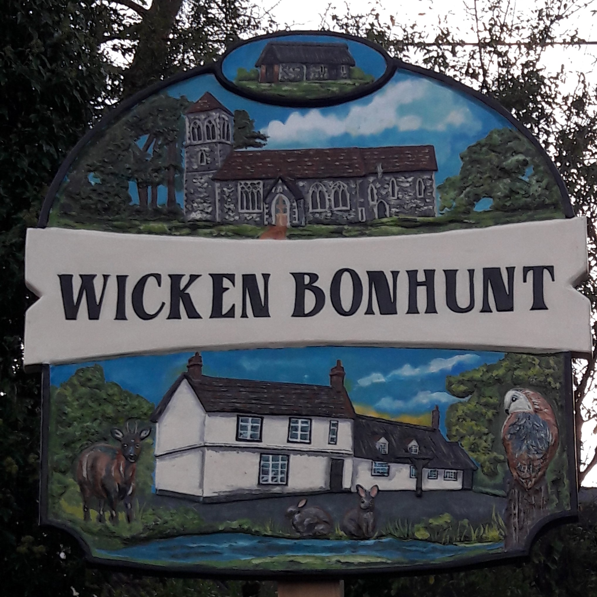 Wicken Bonhunt Village