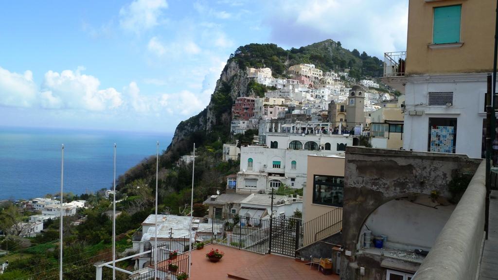 Capri Stadt - Teilansicht