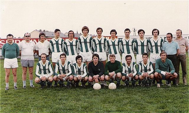 SV Pöttinger Grieskirchen  1971 - Regionalliga Mitte