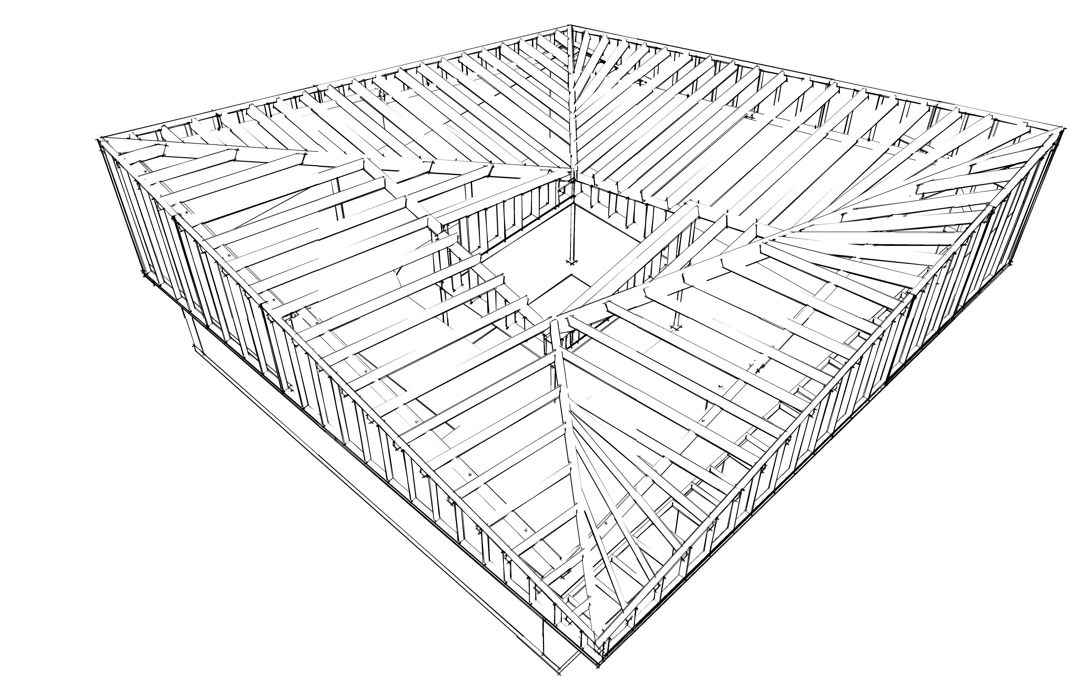 Planung für Firma Holzbau Willibald Longin GmbH