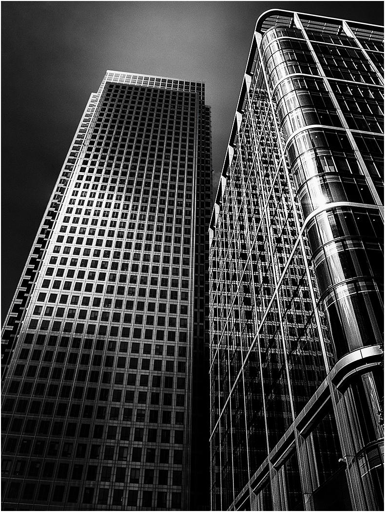 Highly Commended: London Towers (John White)