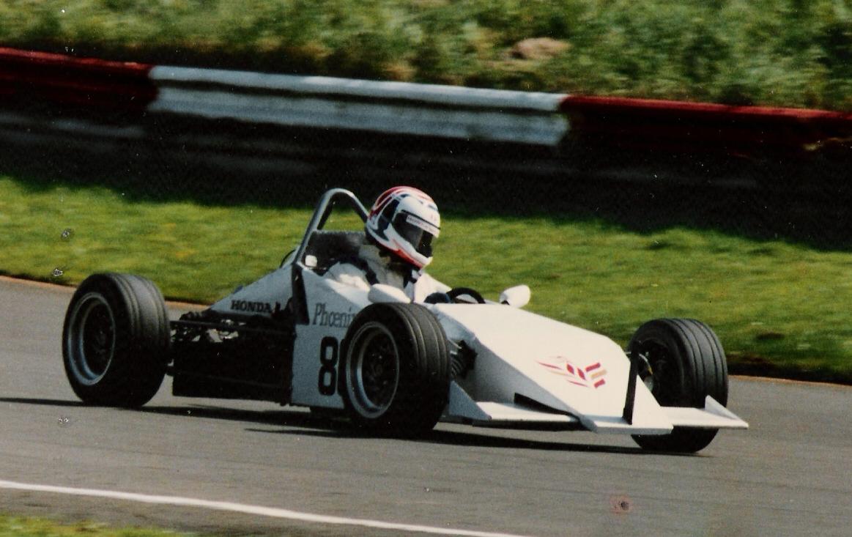 Minim 2 Richard Issitt, Mallory Park,1987