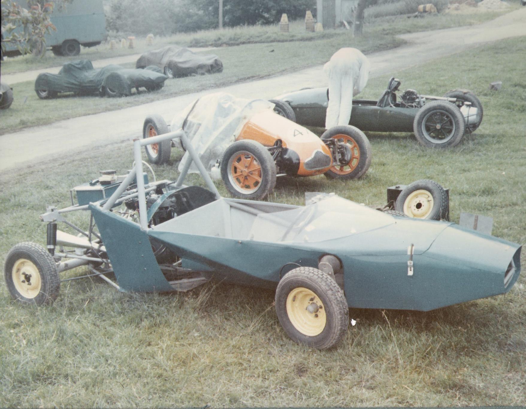 Minim 1, Prescott, 1966