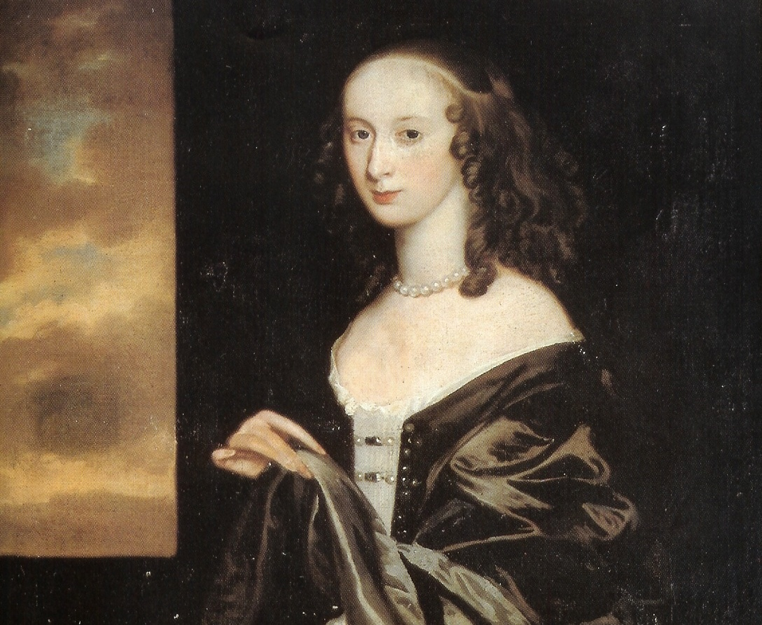 Letitia Carre, wife of Col Alexander