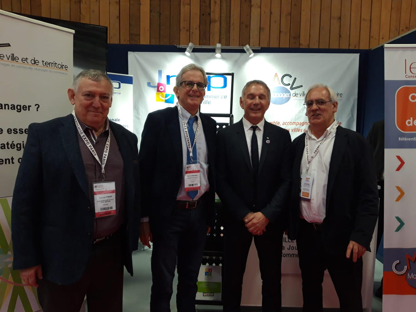 La JNCP au Salon de la Franchise 2019