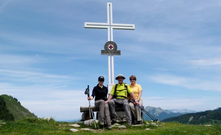 Loibersbacher Höhe (1.456 m)