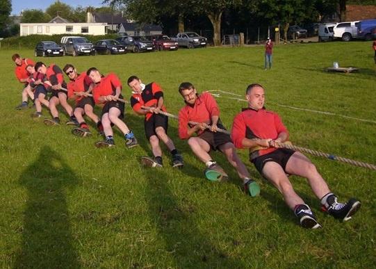 Anstey 640kg Team