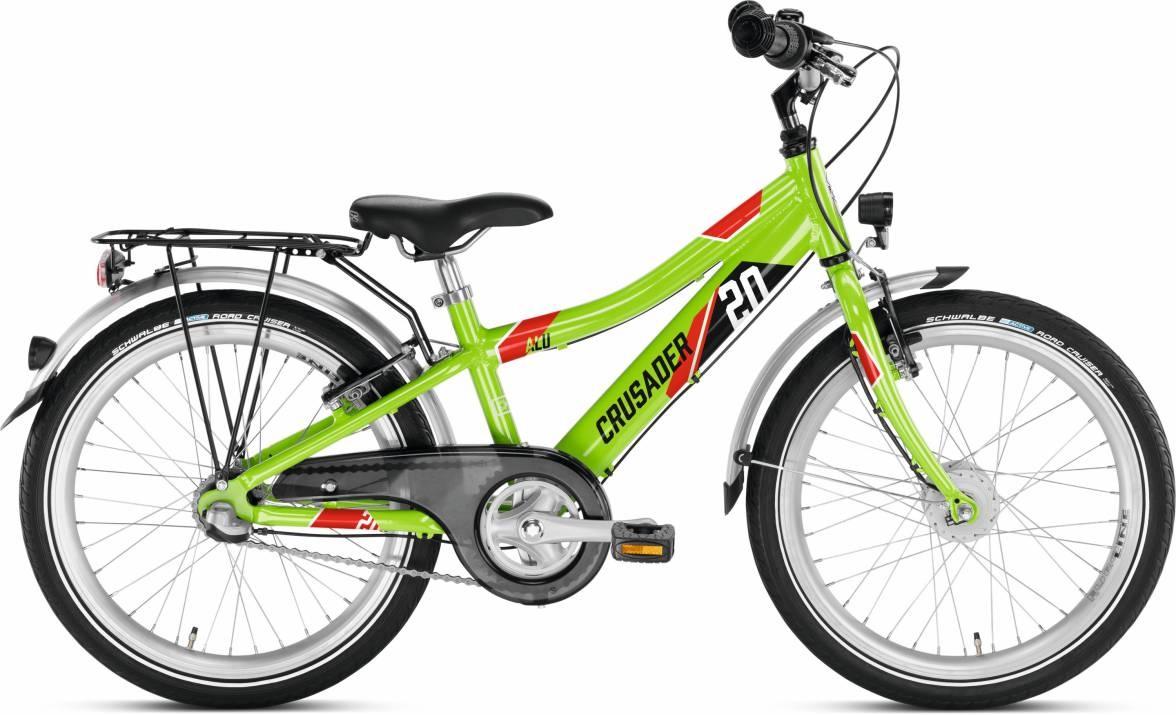 PUKY Fahrrad Crusader 20-3 Alu