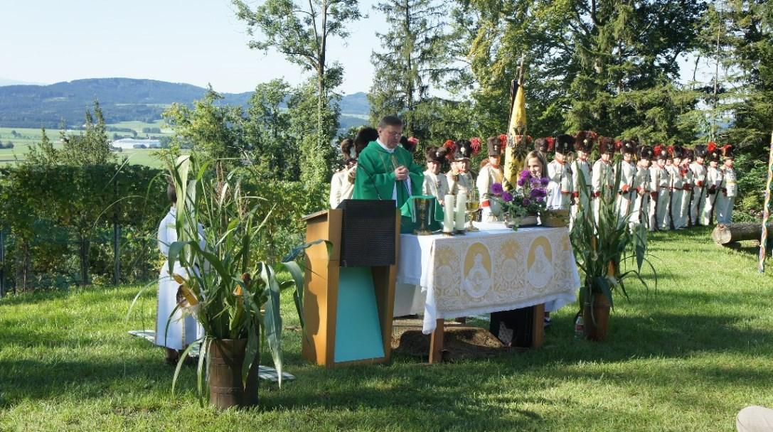Die erste Schlossbergmesse - 11. September 2011