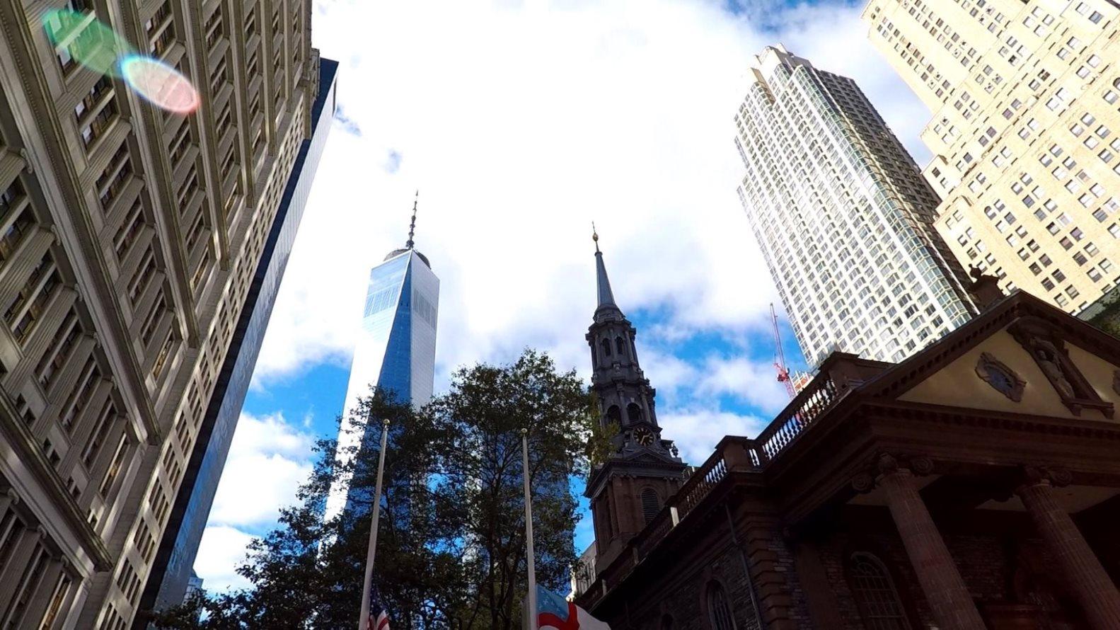 One World Trade Center (WTC 1)