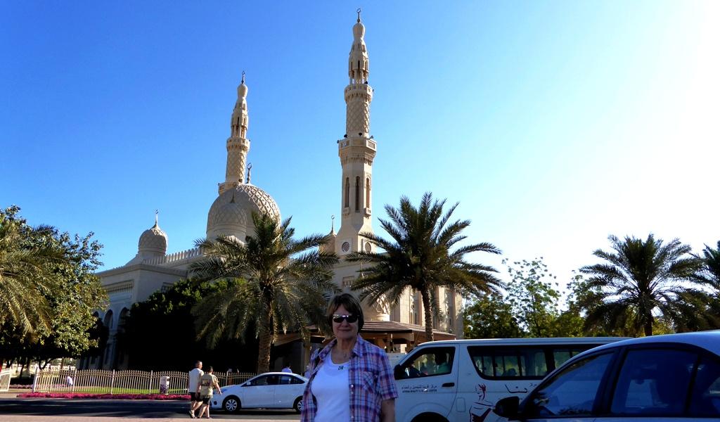 Moschee im Stadtteil Jumeirah