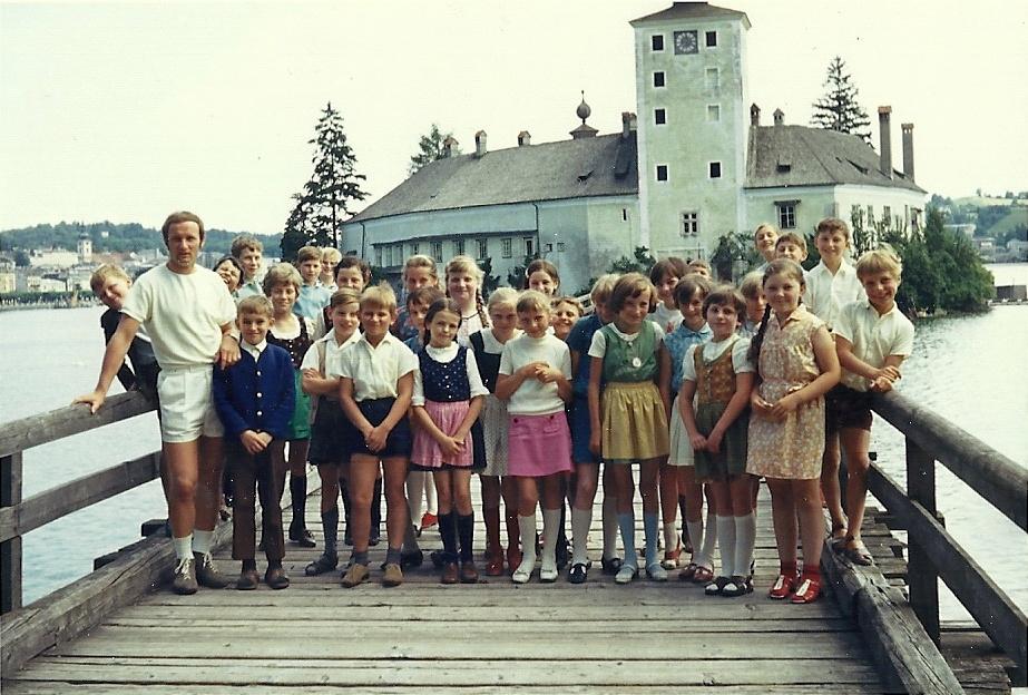 Schulausflug VS Weng/Innkreis - 1969