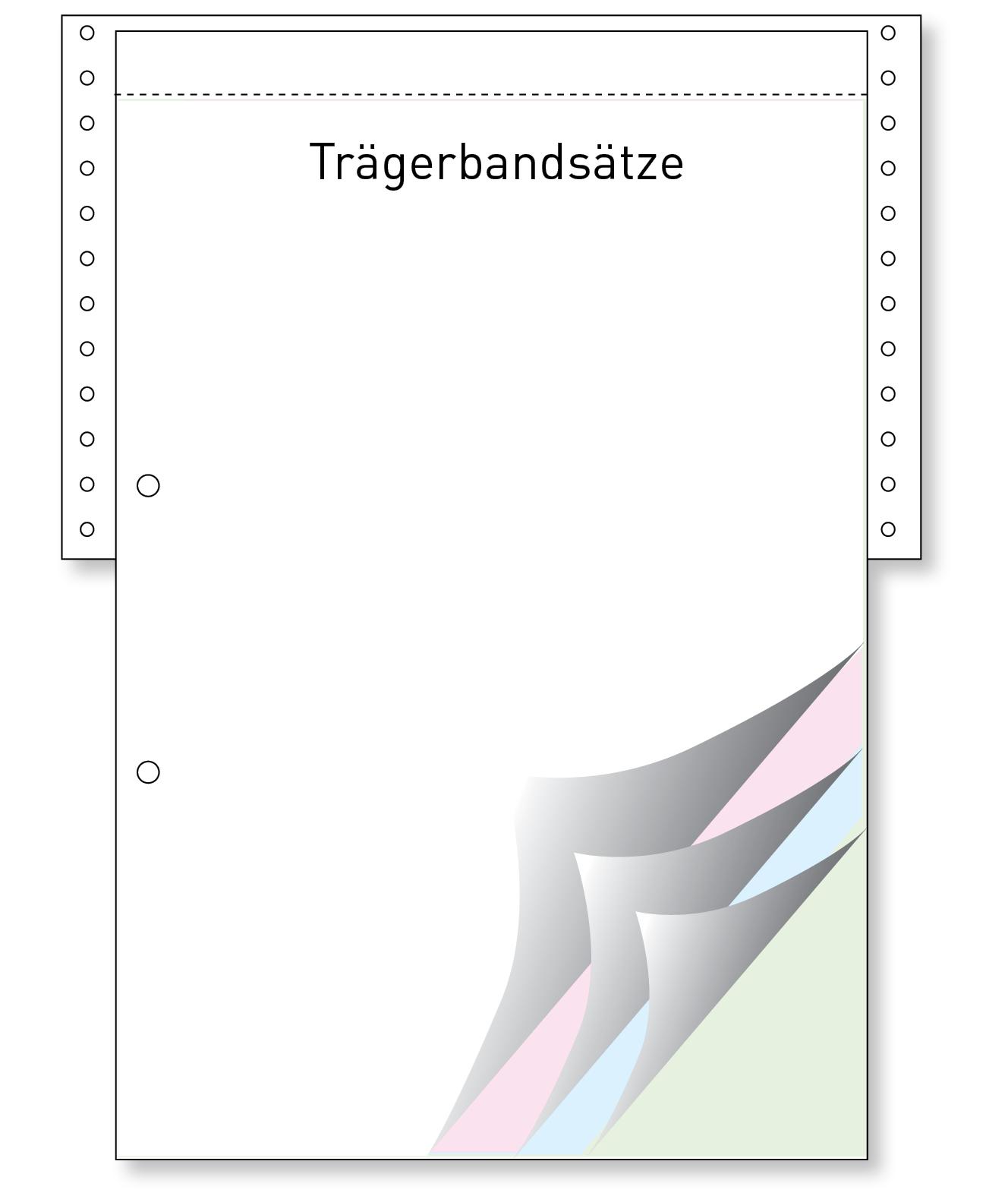 Trägerbandsatz