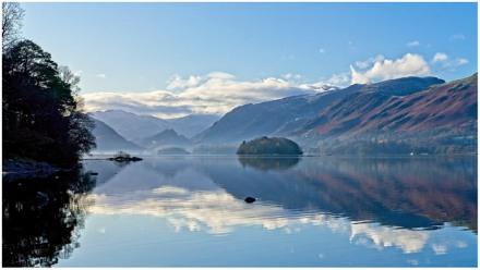 November at Derwent Water (Fraser Johnston)