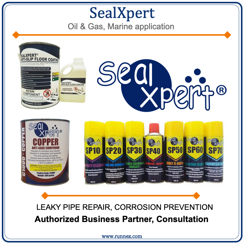 SealXpert Chemical Products