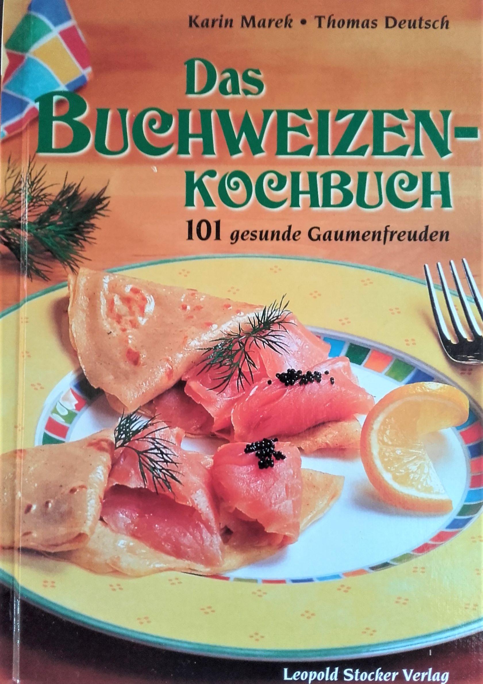 eines von vielen Kochbücher