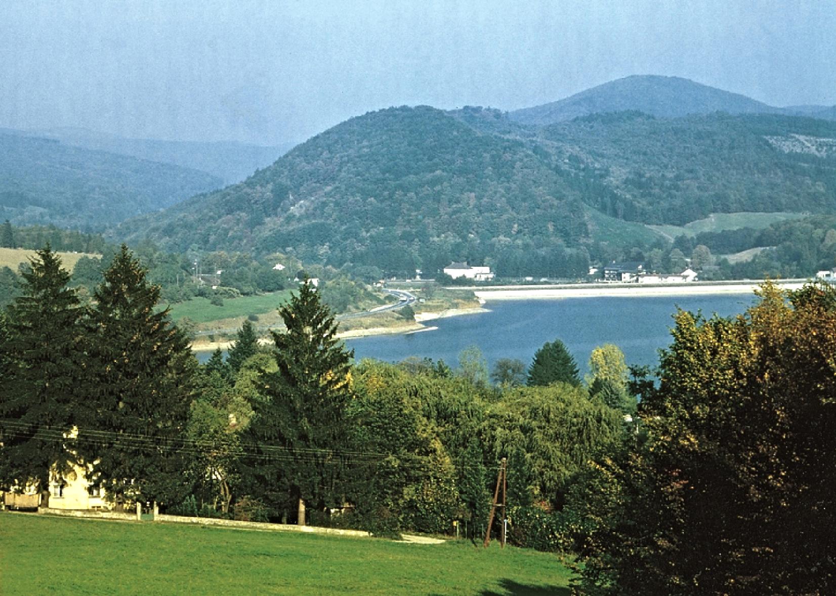 Ausblick - Wienerwaldsee