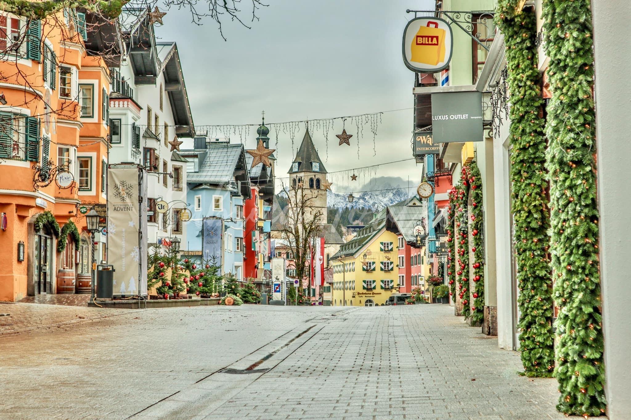 Adventzauber Kitzbühel im Advent Lockdown Shoot