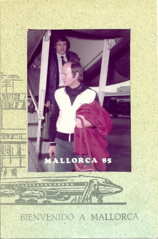 Trainingslager Februar 1985