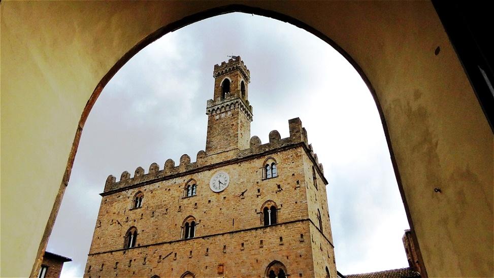 Palazzo dei Priori diente den Florentinern als Vorlage beim Bau des Palazzo Vecchio