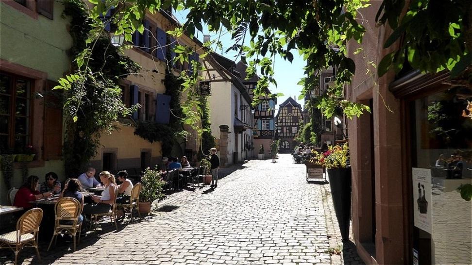 Rue du Cerf