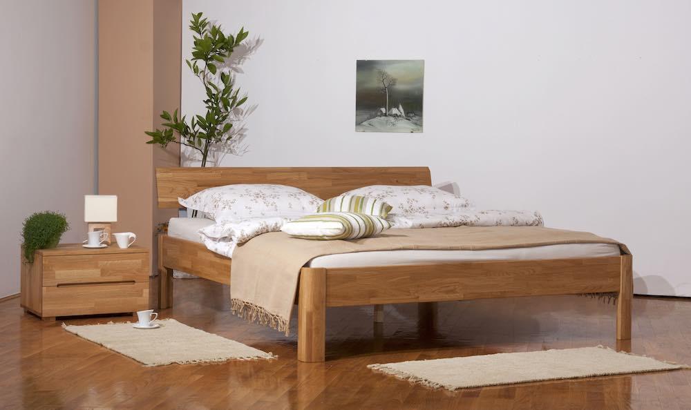 Yvon 3 cm Massivholz Maße 140x200/220, 160x200/220, 180x200/220