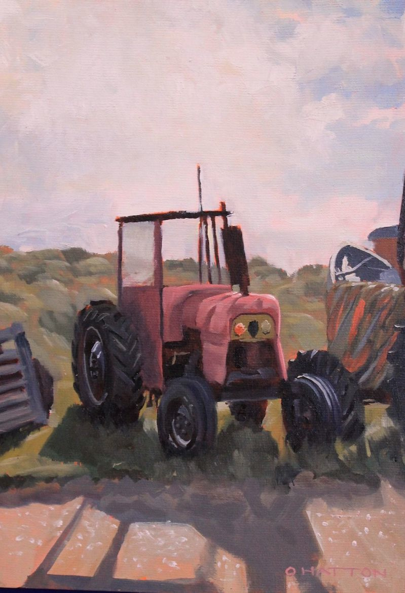 Beach Tractor - Oliver Hatton - 2nd 2014