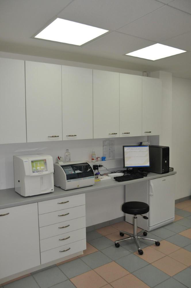 Hematološki in biokemijski laboratorij