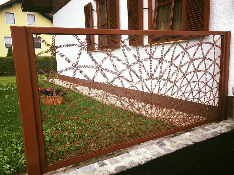 Securo Lace Fence