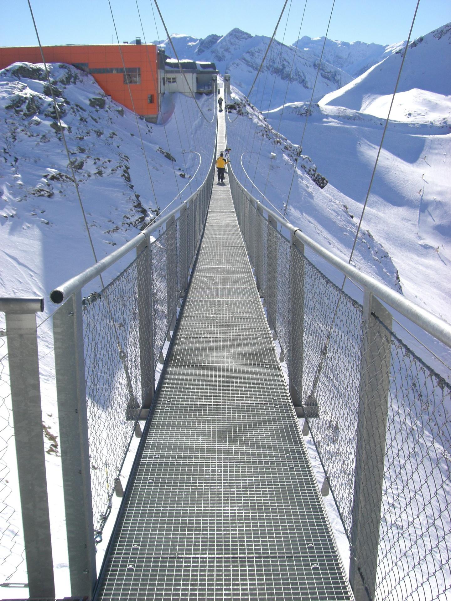 Hängebrücke Stubnerkogel