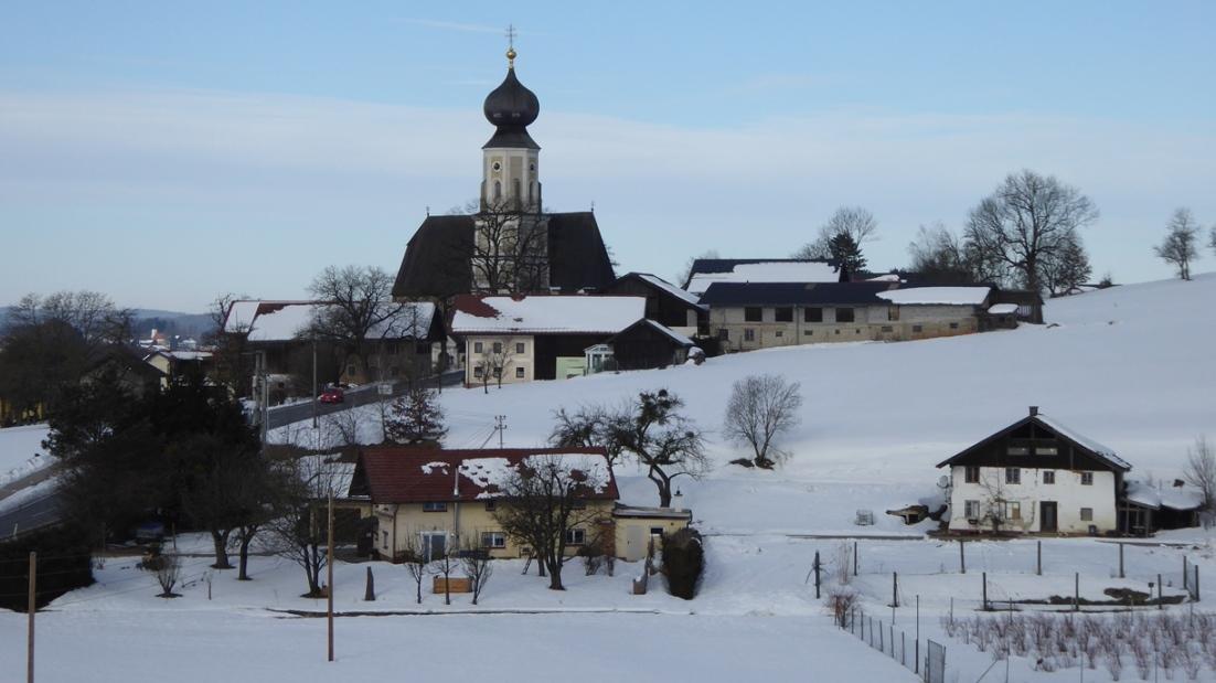 Wallfahrtskirche Heiligenstatt