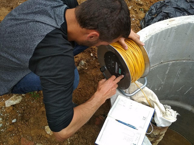 Monitoring nivoja podzemne vode