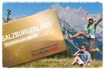 Salzburger land Card mit Zutritt zu mehr als 190 Attraktionen