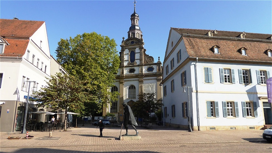 Die evangelische Dreifaltigkeitskirche