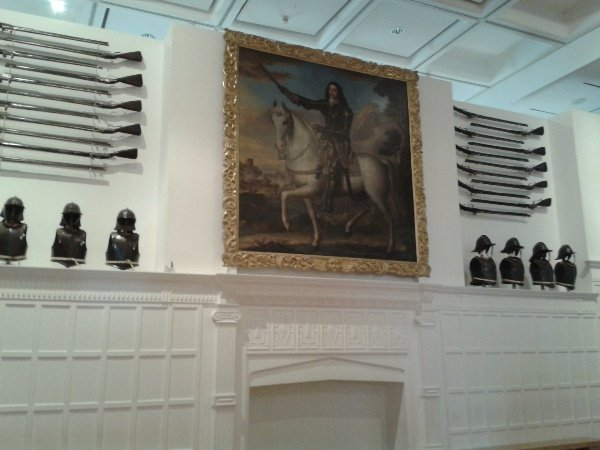 Littlecote Room at Leeds Armouries