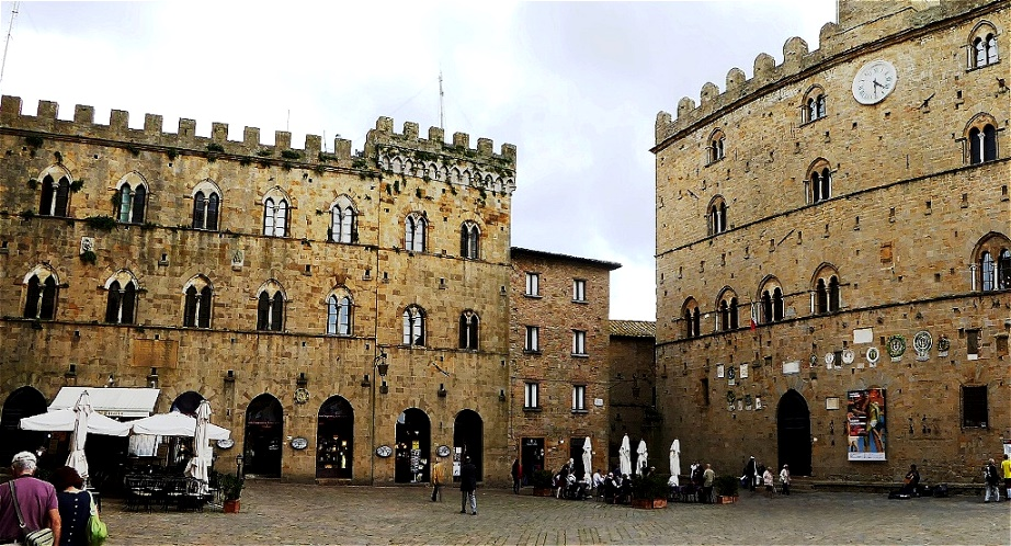 Auf der Piazza dei Priori