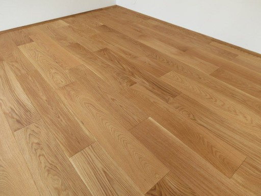 TWO-LAYER FINISHED  PARQUET  The two-layer finished parquet (oiled planks) gives your home an air.