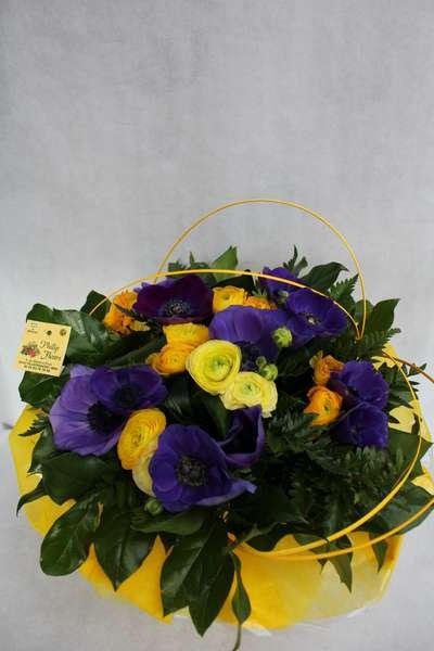 Bouquet rond - 35 €