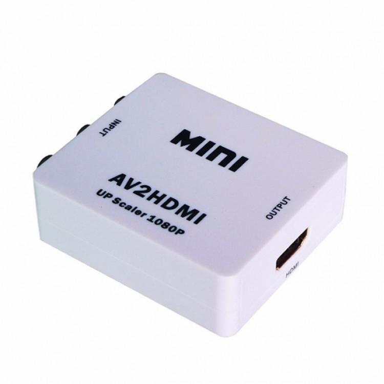 CONVERTER AV to HDMI
