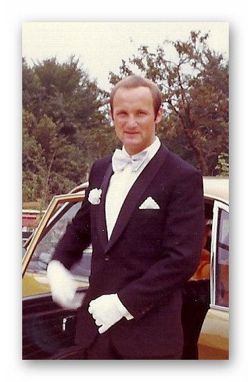 Hochzeit - 1972
