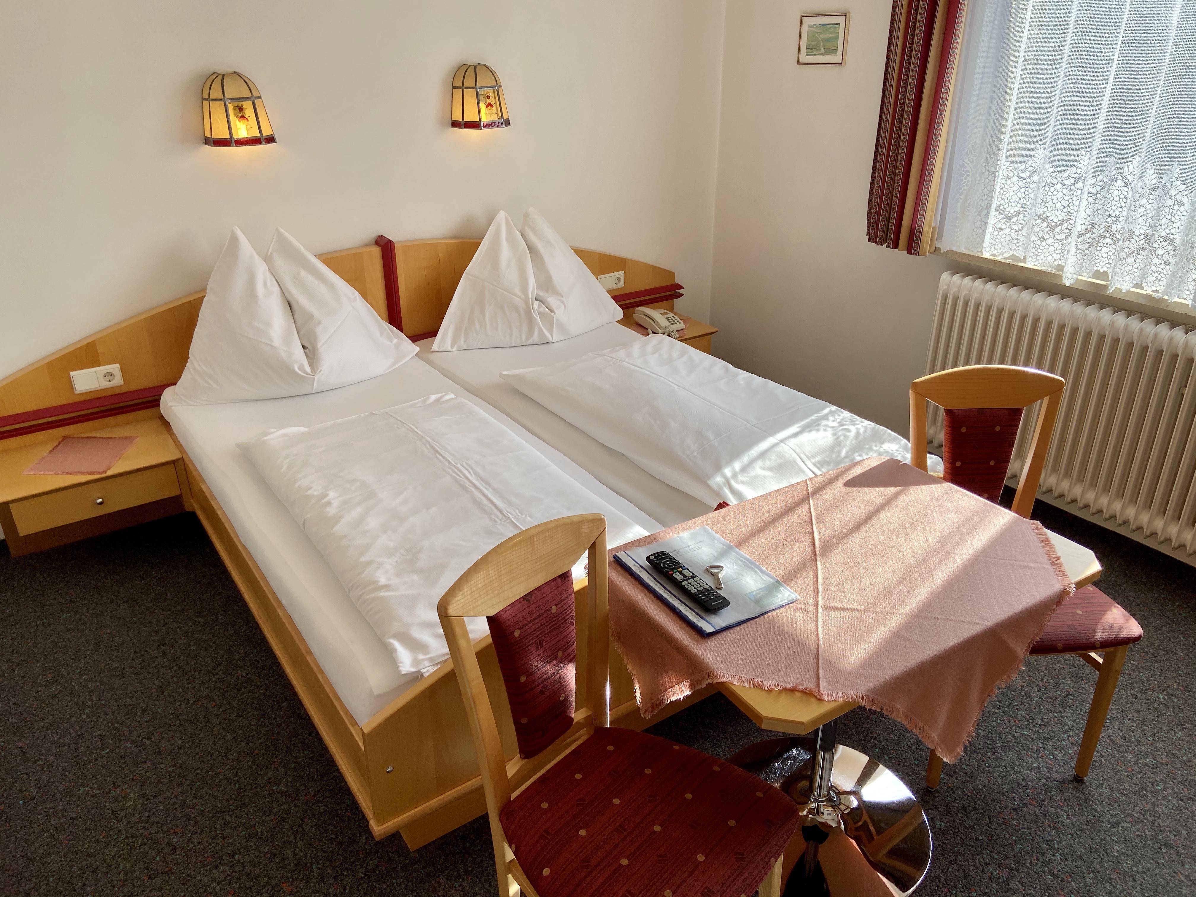 Zimmer Nr. 1 - Dreibettzimmer