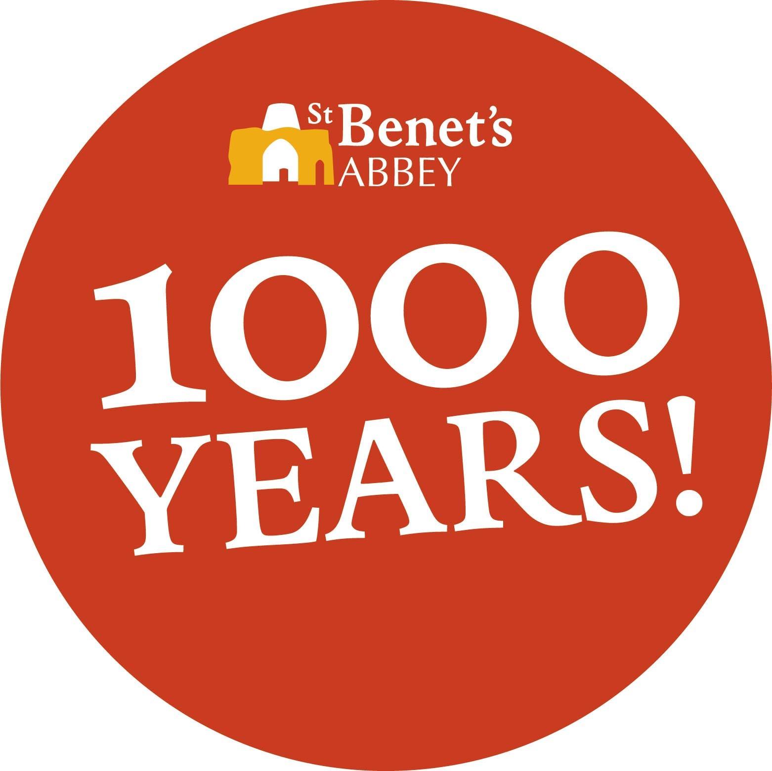 St Benet's 1000 years