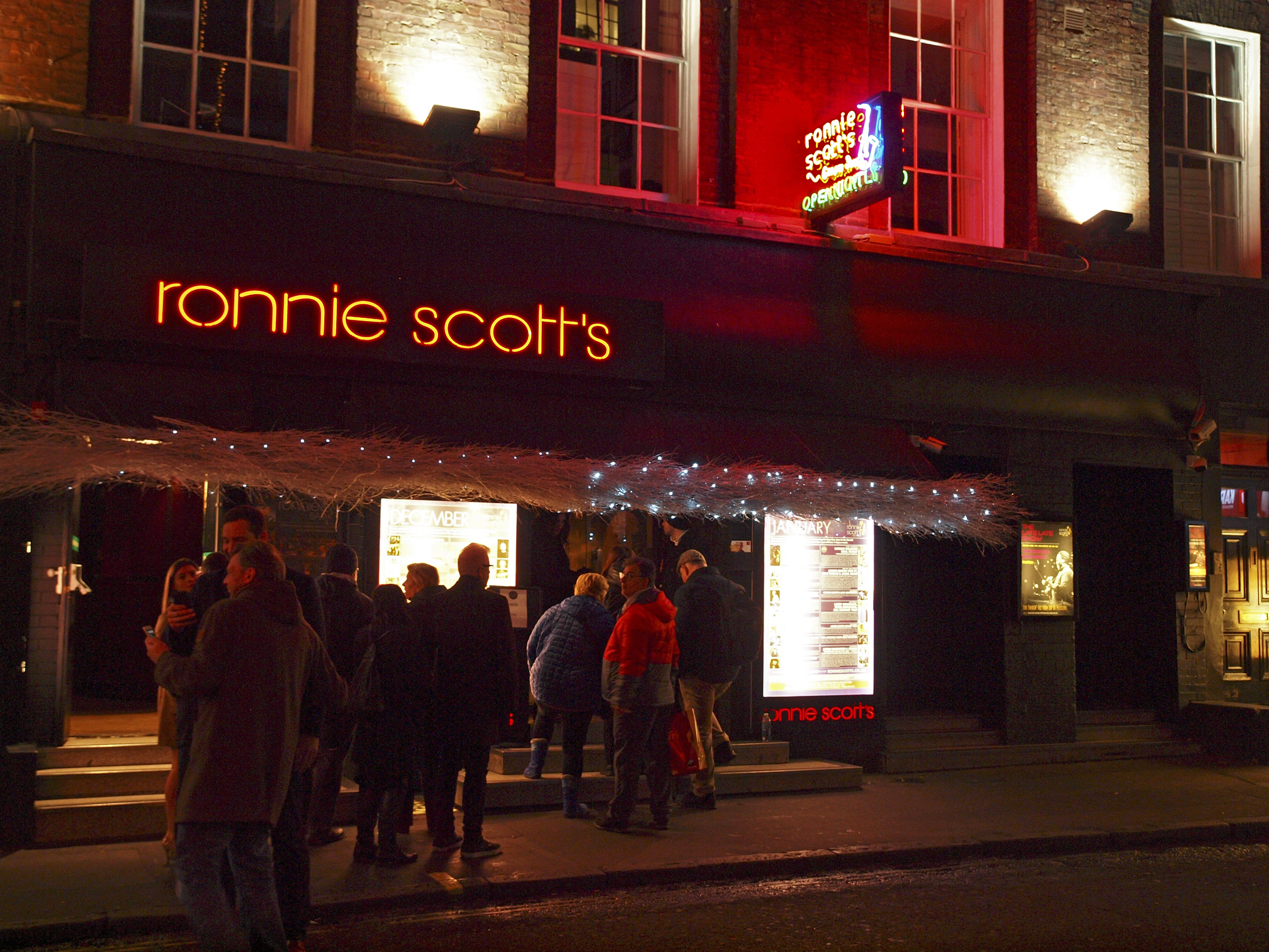Ronnie Scott's Bluesclub Soho