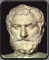 Thalès de Milet, fondateur de l'école milésienne des philosophes présocratiques.